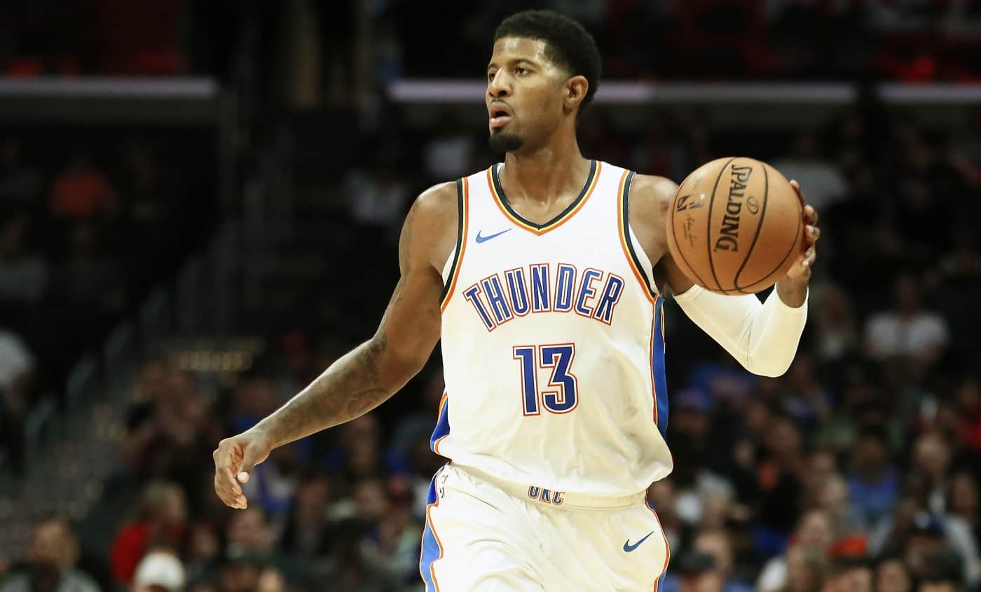 CQFR : Paul George héroïque, Houston miraculé