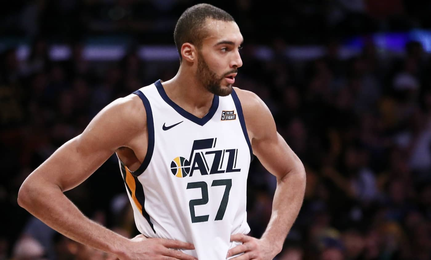 JDE : Rudy la belle vie avec Booker et McGee, c'est money in the bank