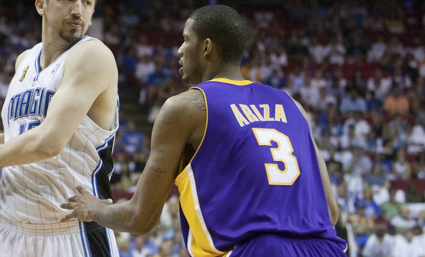 Les Lakers veulent Trevor Ariza
