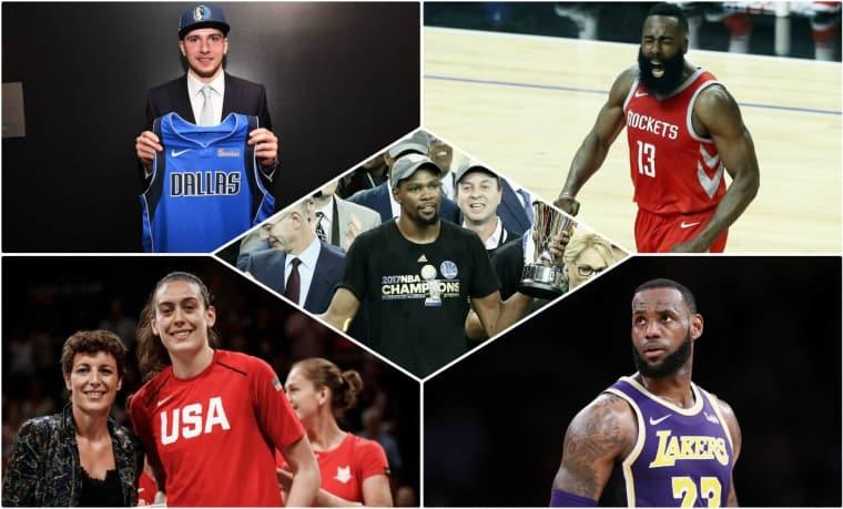 Les vainqueurs de 2018