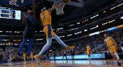 Top 10 : JaVale McGee lâche un gros dunk