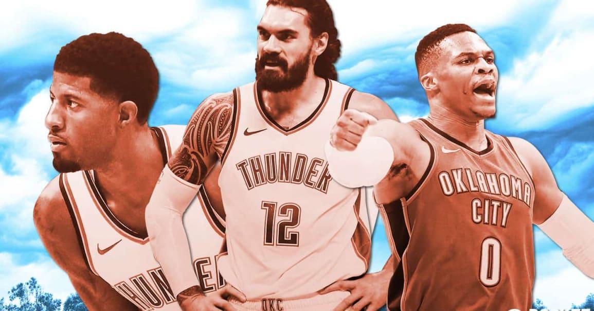 5 raisons de penser que le Thunder est redoutable