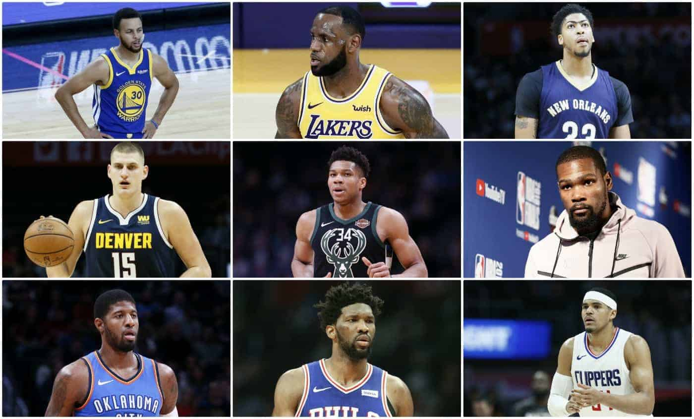 Nos All-Stars 2019
