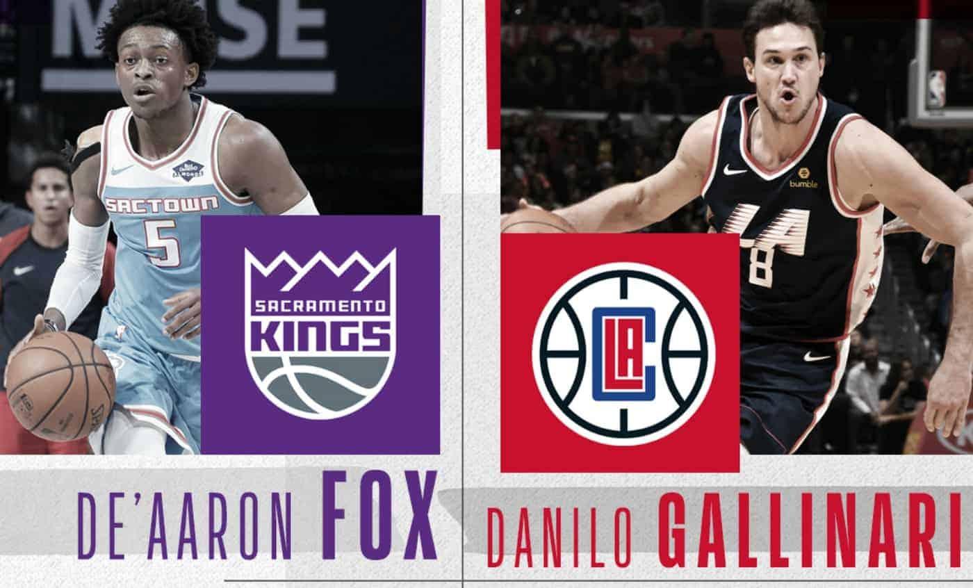 Kings-Clippers, ça joue déjà pour les playoffs