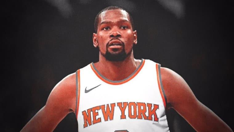 Les bureaux de l'entreprise de Kevin Durant déménagés à New York…