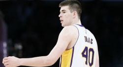Ivica Zubac chambre gentiment les Lakers