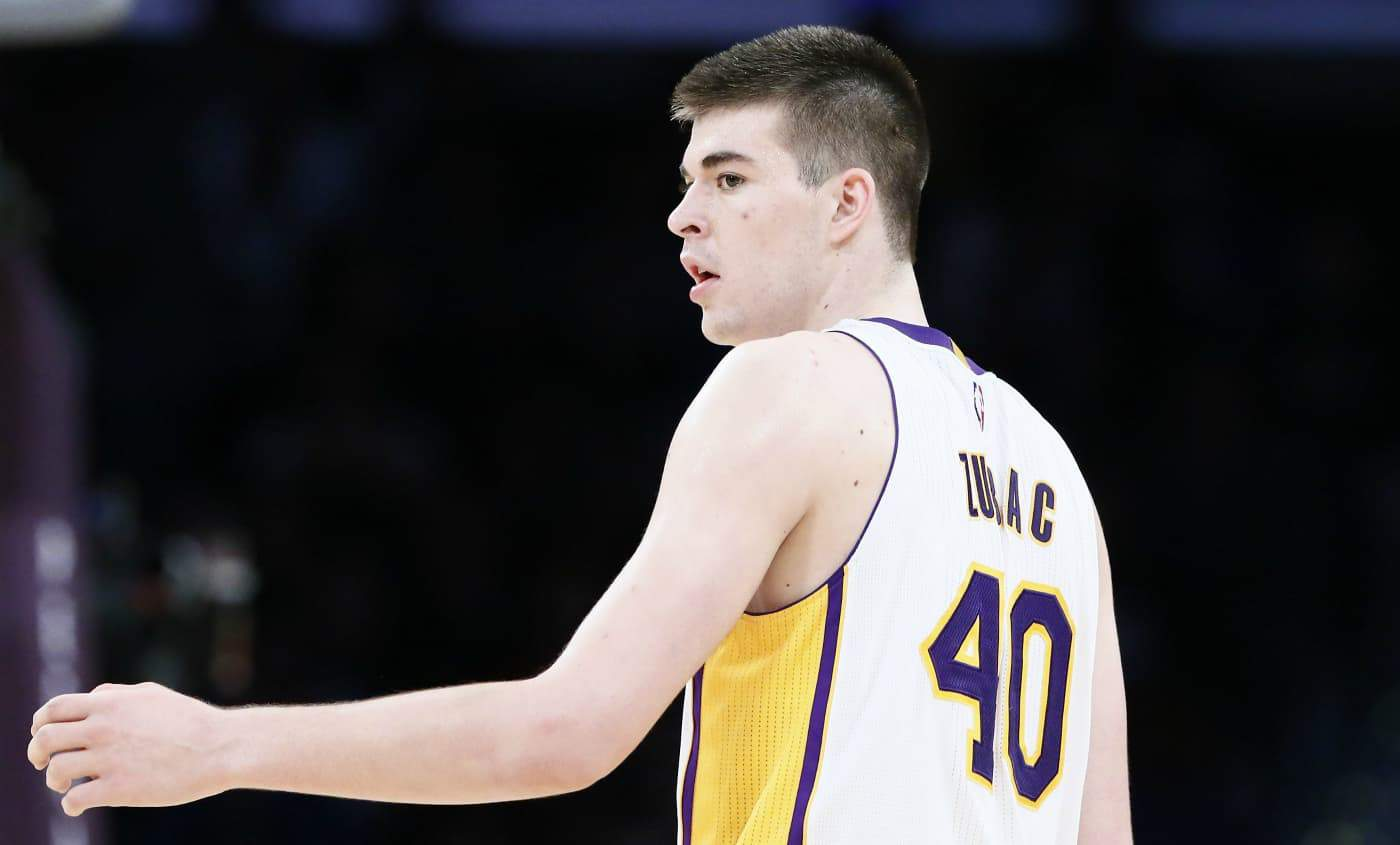 Ivica Zubac chambre gentiment les Lakers