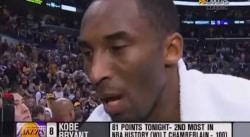 La perf surhumaine de Kobe Bryant fête ses 13 ans
