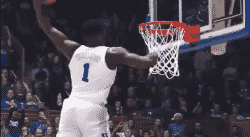 Vince Carter croit fort en Zion Williamson