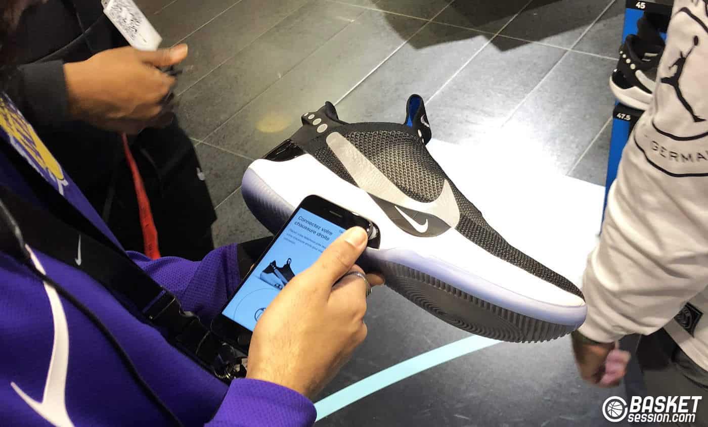 On a testé la Nike Hyper Adapt