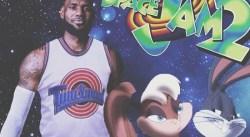 LeBron James et Space Jam 2 : Une casquette comme mise en bouche