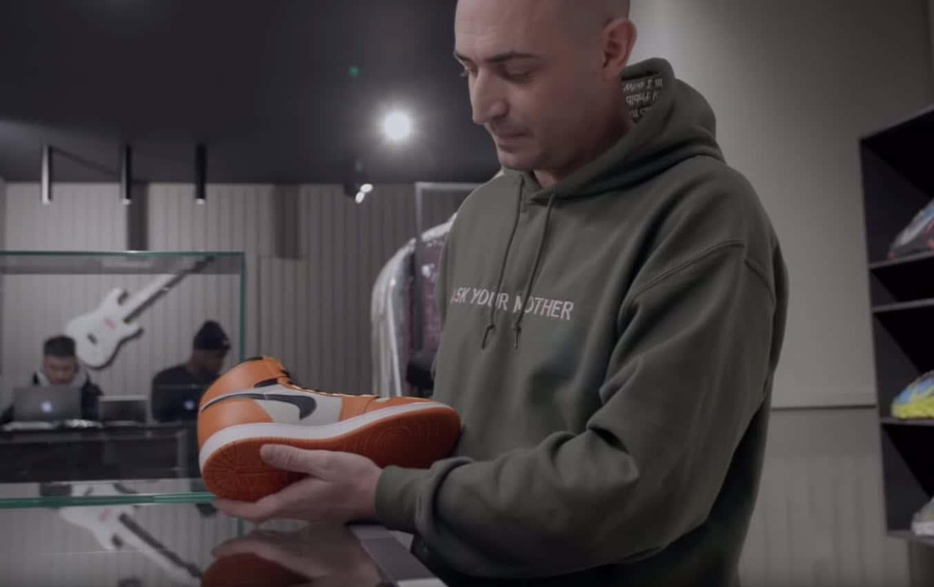 Une Air Jordan défectueuse estimée à… 143 000 euros