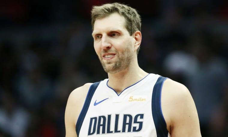 Nash : «Je ne savais pas que Dirk deviendrait l'un des plus grands»