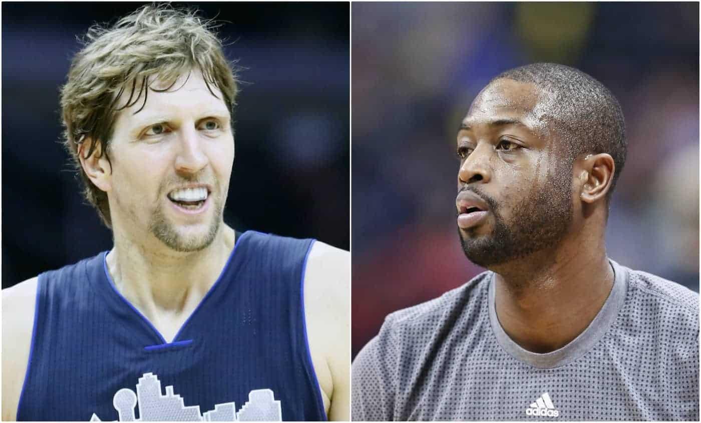 Dirk et D-Wade sont passés du beef au «respect mutuel»