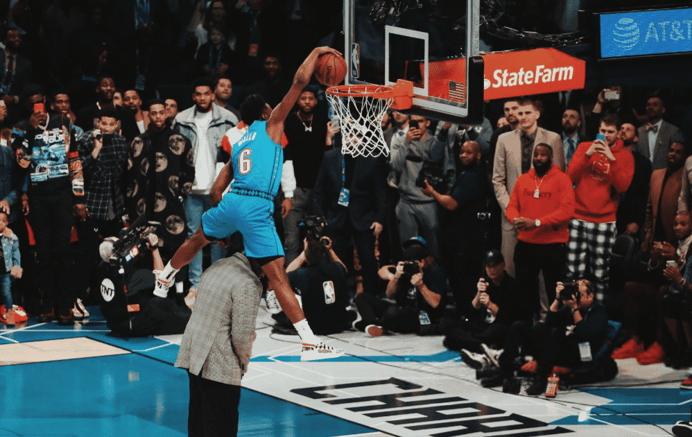 Tous les plus beaux dunks du All-Star Weekend