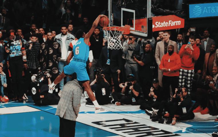 Hamidou Diallo envoyé par le Thunder aux Pistons