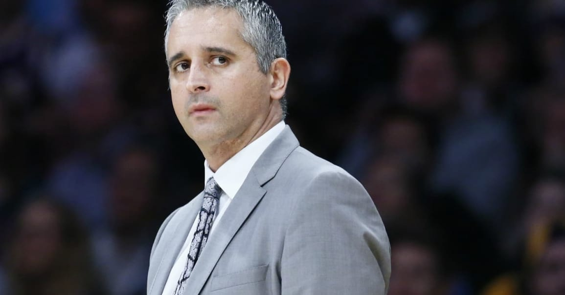Igor Kokoskov viré par les Suns !