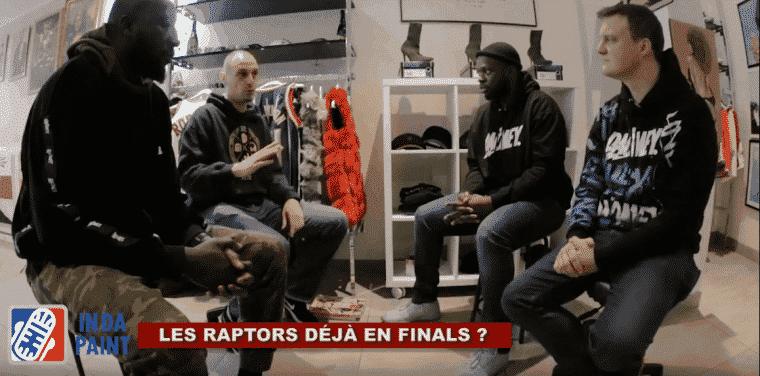 In Da Paint : Les Raptors déjà en Finales ?