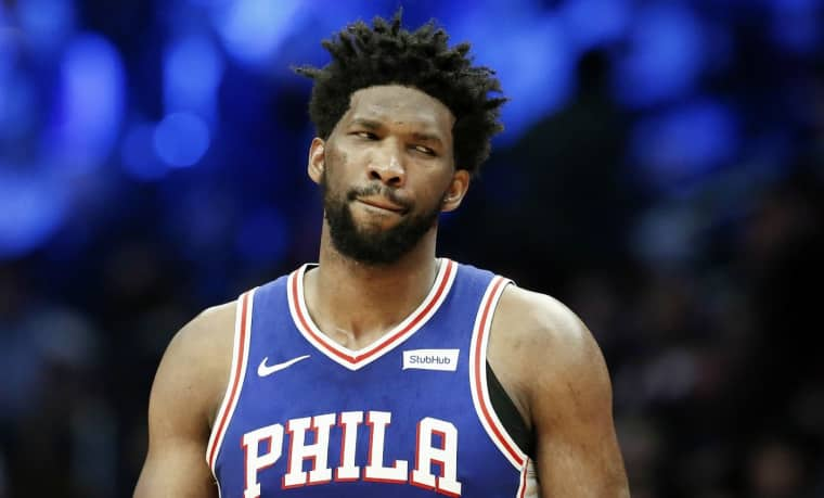 A quoi joue Joel Embiid ?