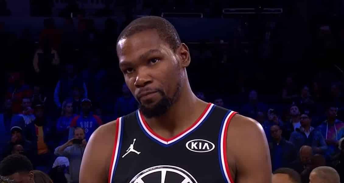 All-Star Game : Victoire de la Team LeBron, KD MVP