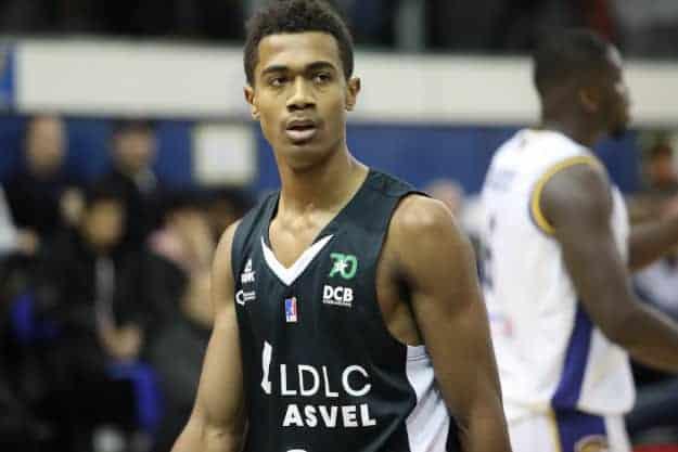 Théo Maledon titulaire avec les Bleus à 17 ans