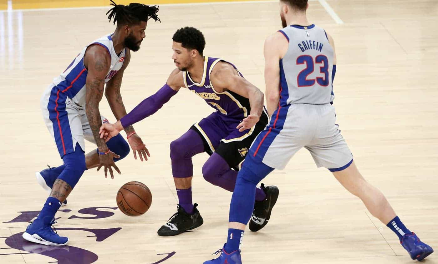Les Lakers bouclent un trade, même si ce n'est pas Anthony Davis…
