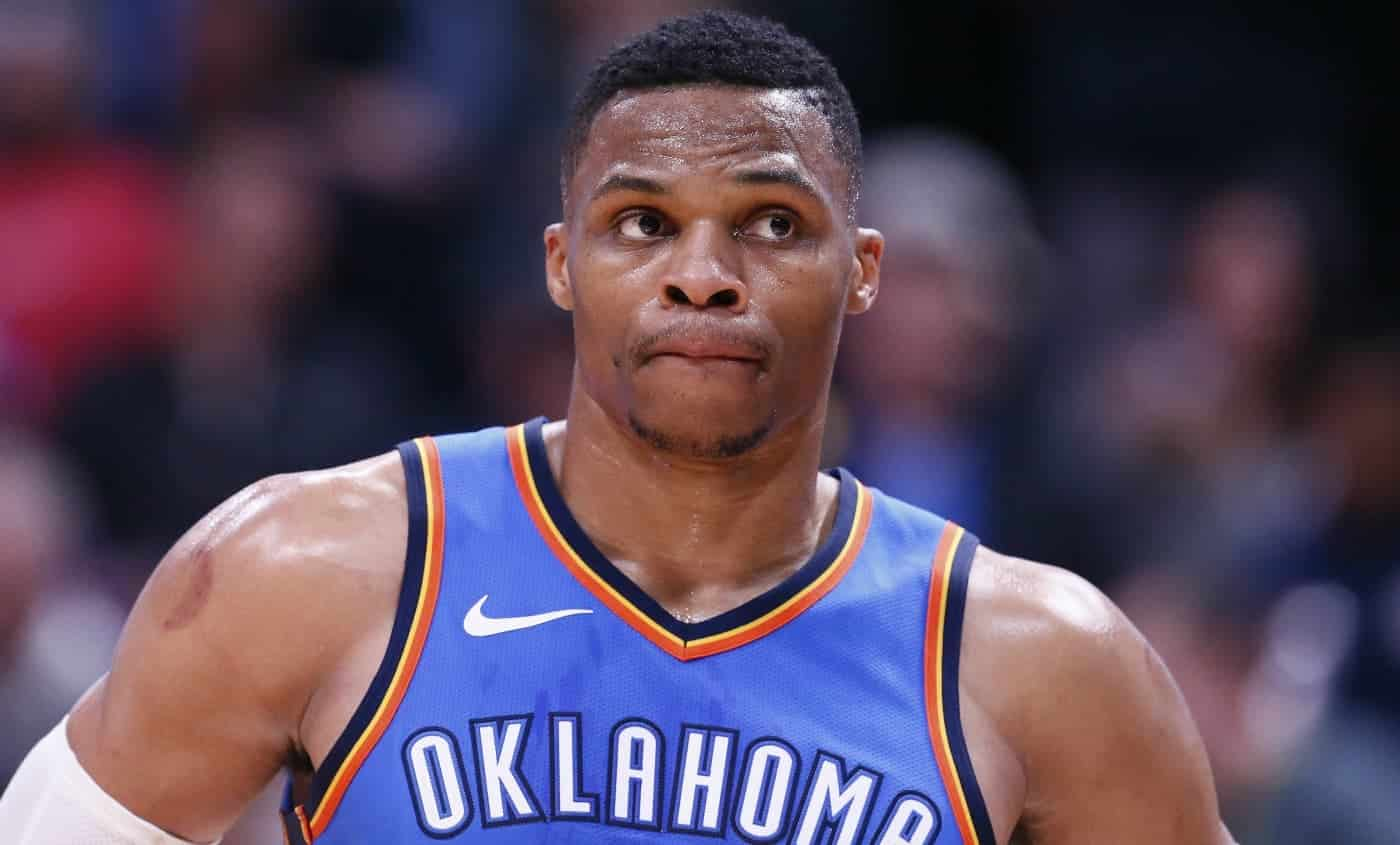 Russell Westbrook tradé à Houston !