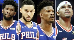 Philly pense tenir son Big Four