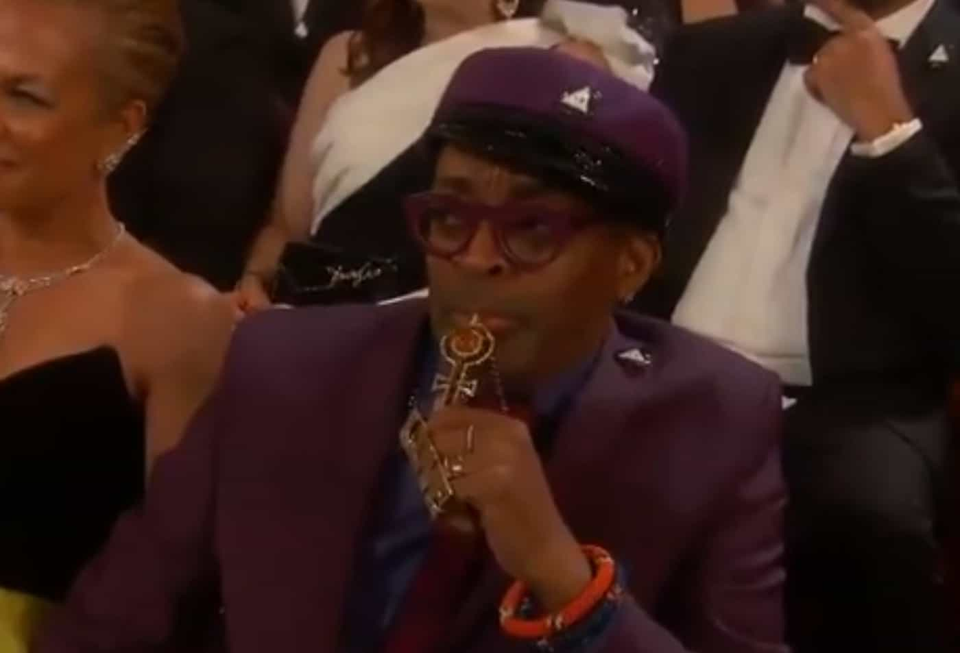 Spike Lee se fait vanner sur les Knicks pendant les Oscars