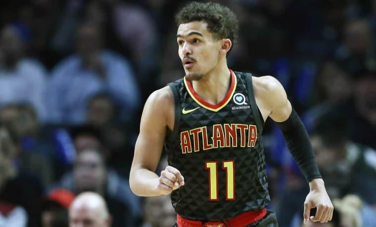Trae Young chez Klutch Sports, les Hawks doivent-ils s'inquiéter ?