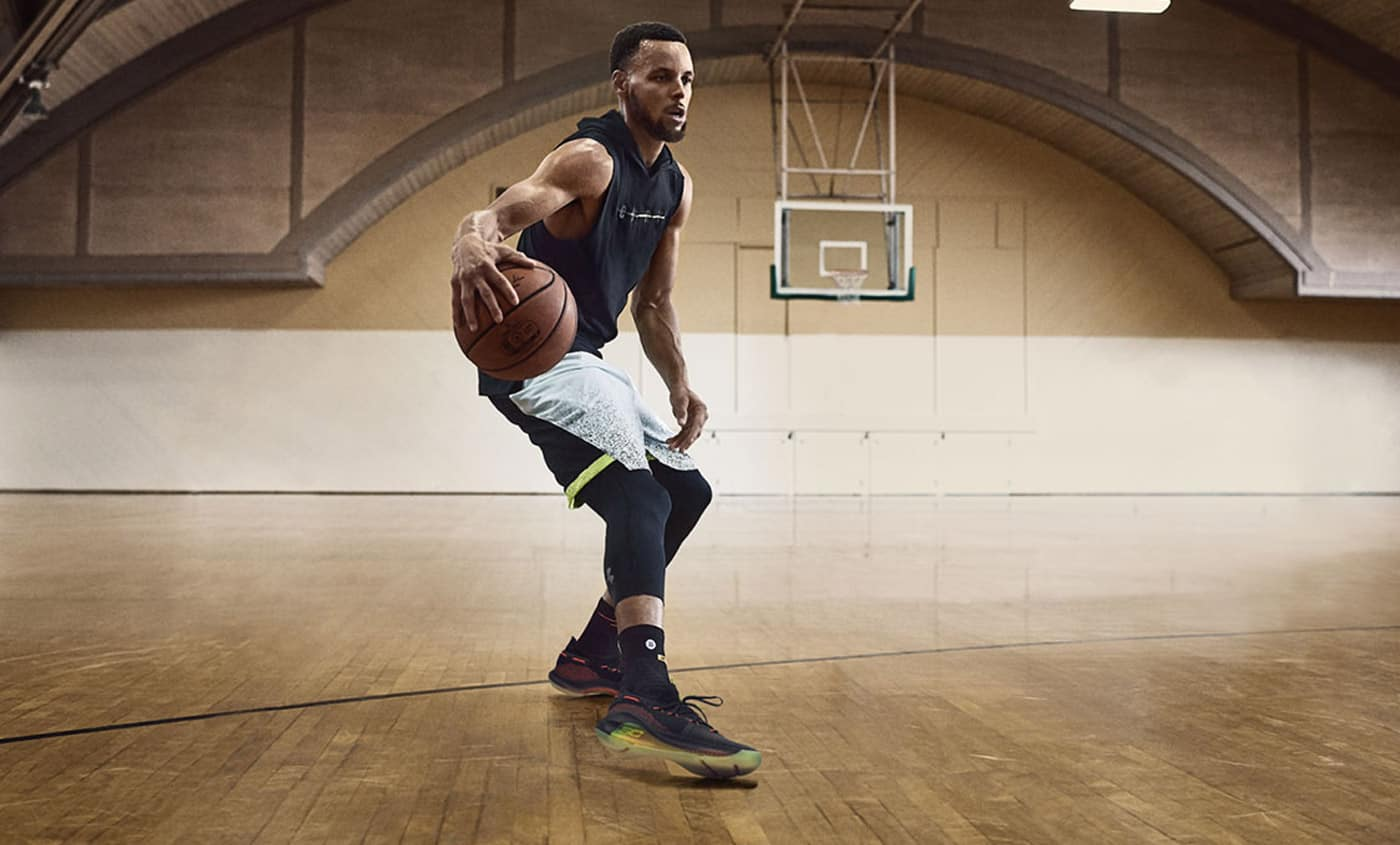 [Sneakers] Le grand test de la Curry 6