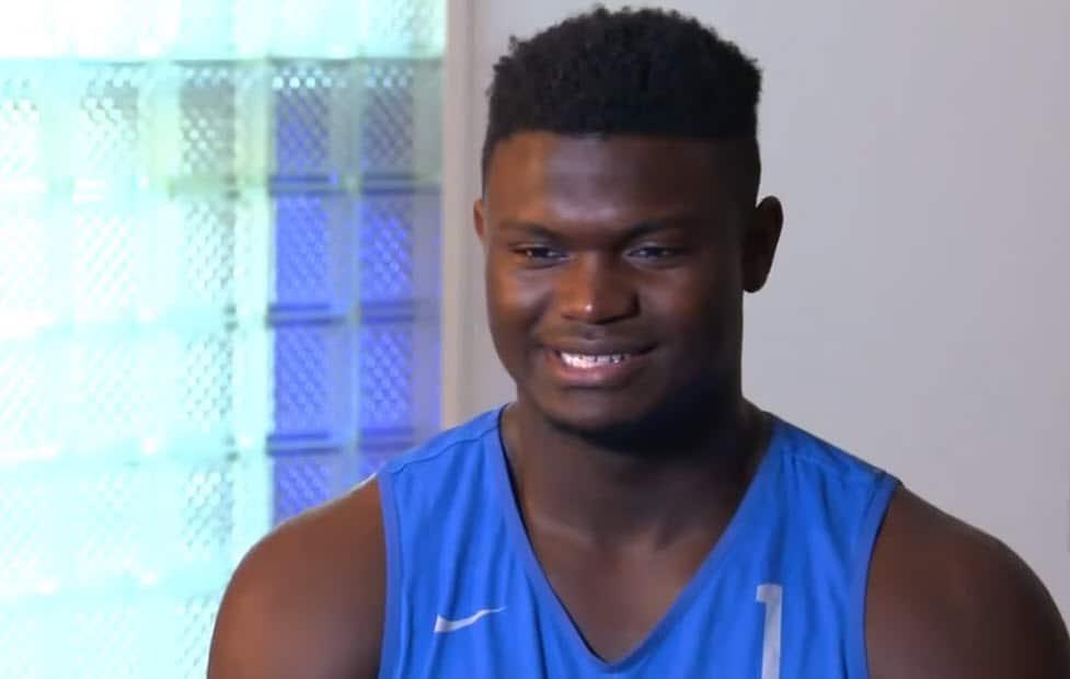 Une «Zion Cam» va filmer le phénomène de Duke en continu