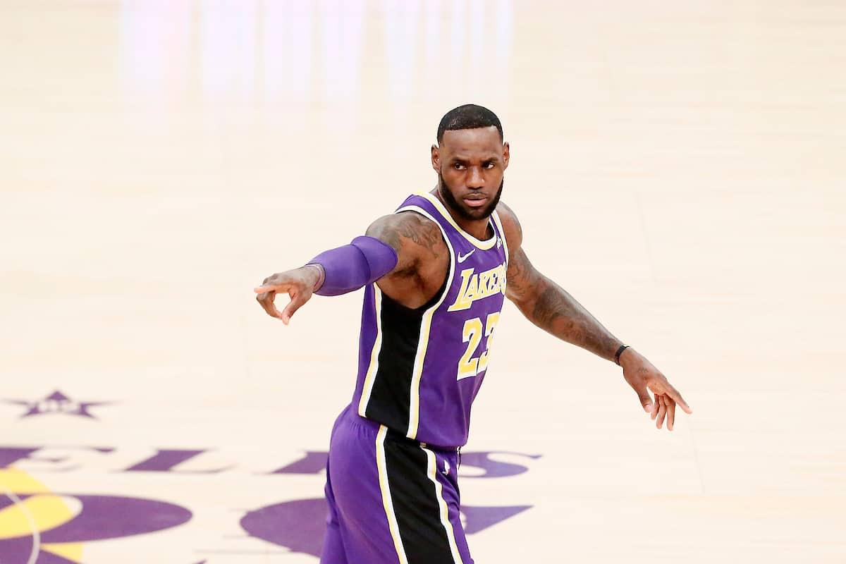 Les Lakers, favoris de Las Vegas pour le titre NBA 2020