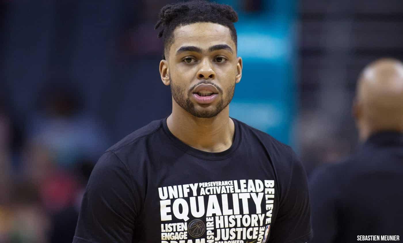 Les Suns ont eu peur que Russell ait une mauvaise influence sur Booker