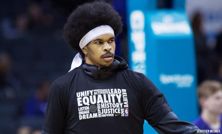 Jarrett Allen doit doubler DeAndre Jordan chez les Nets, c'est urgent