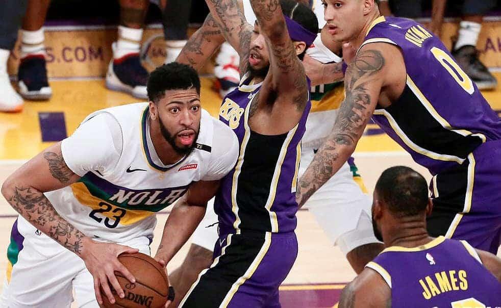 Les Pelicans prêts à trader Davis partout sauf aux Lakers ?
