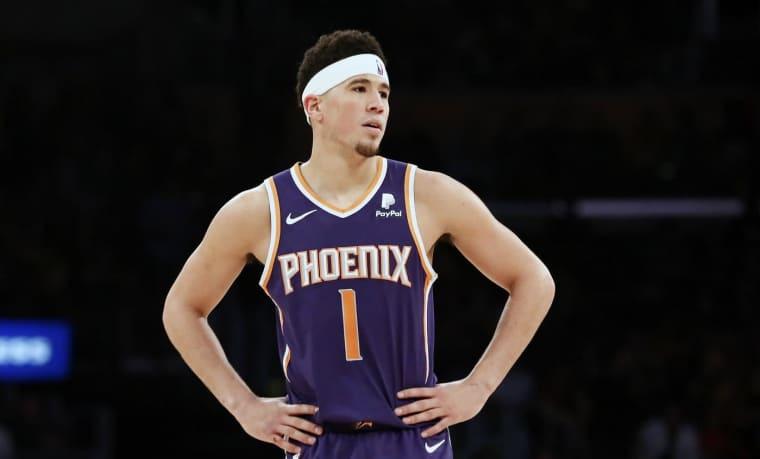 Devin Booker dépasse Amar'e Stoudemire dans l'histoire des Suns sur un aspect précis