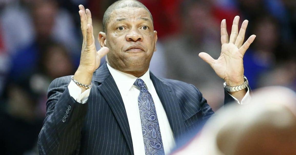 Doc Rivers n'est plus l'entraîneur des Los Angeles Clippers !