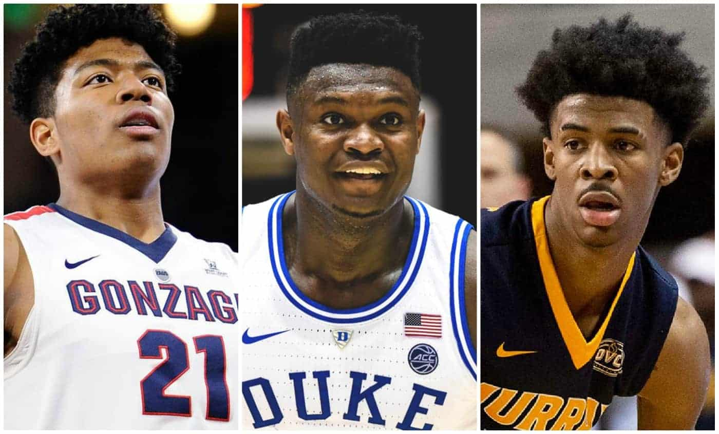 Nos lottery picks pour la Draft 2019