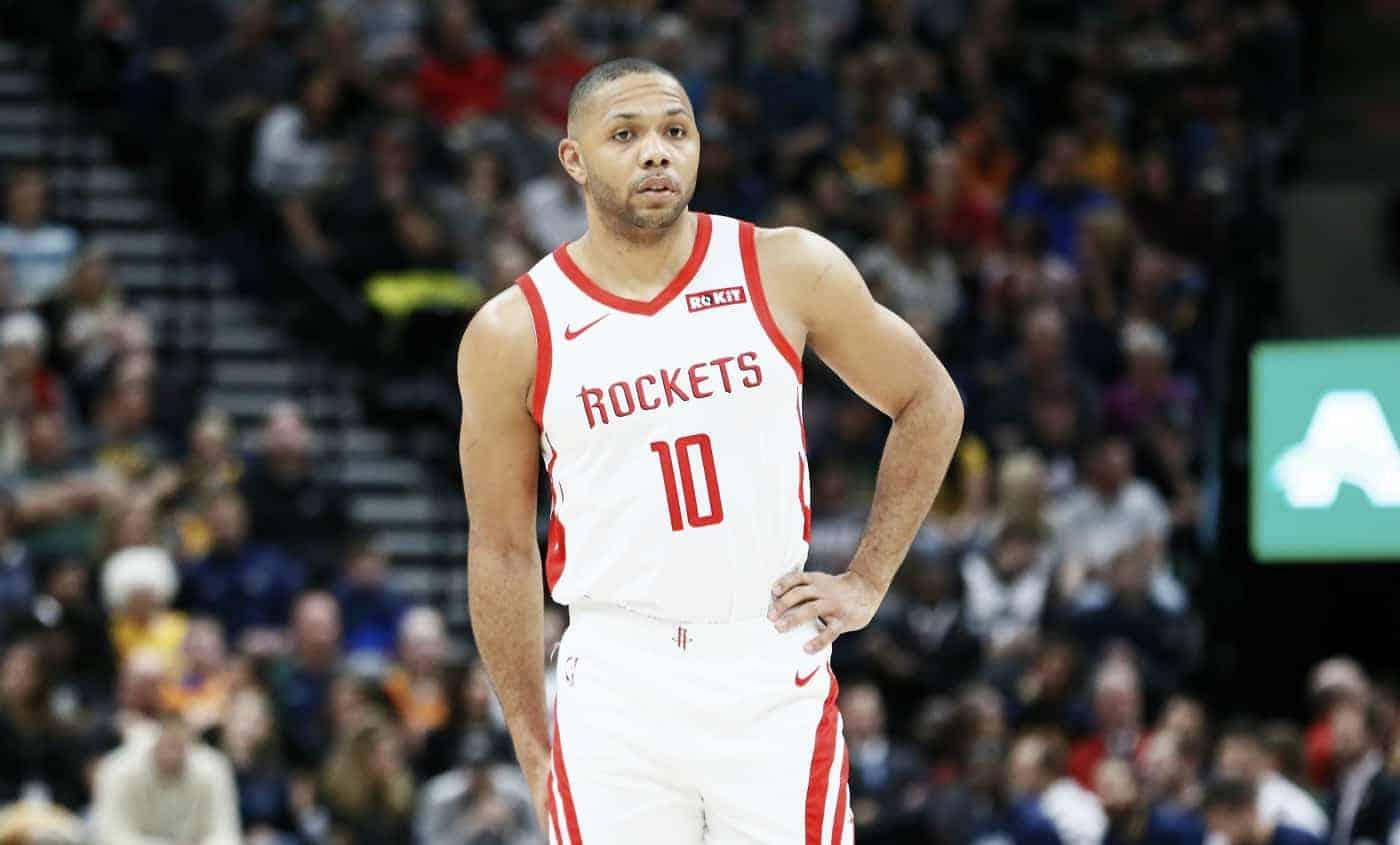 Eric Gordon prolonge aux Houston Rockets