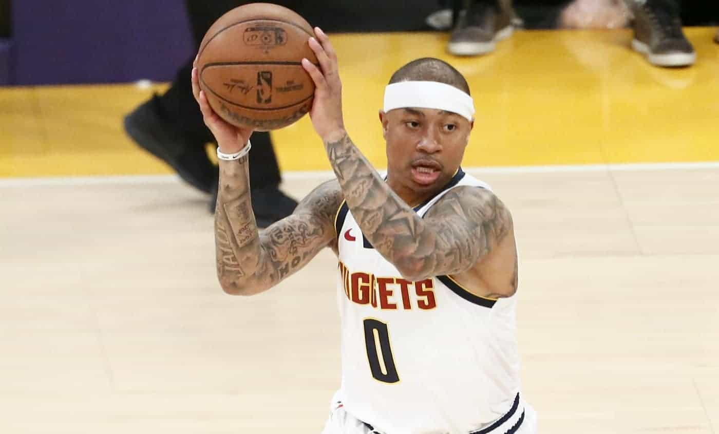 Isaiah Thomas se relance à Washington