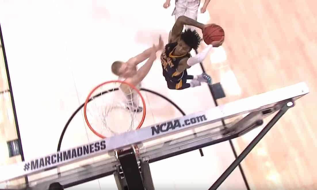 Tournoi NCAA : Ja Morant frappe déjà fort !