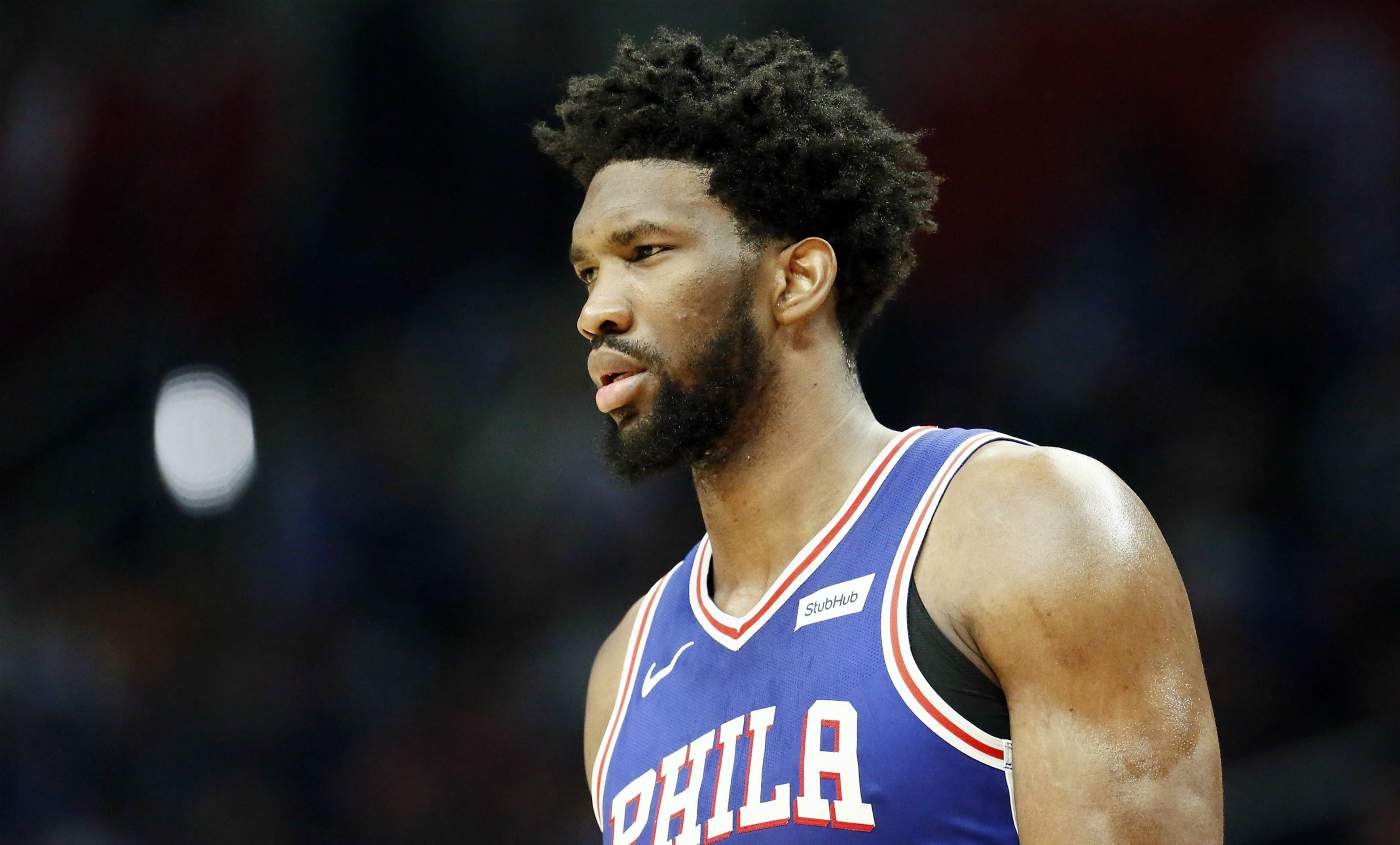 Joel Embiid dominant, les Sixers mènent 2-1
