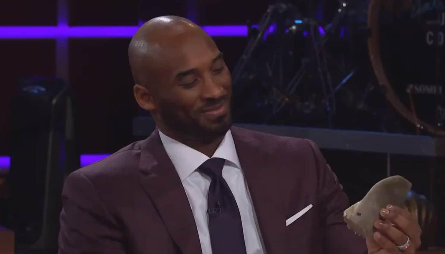 Sous pression, Kobe se place devant MJ et LeBron