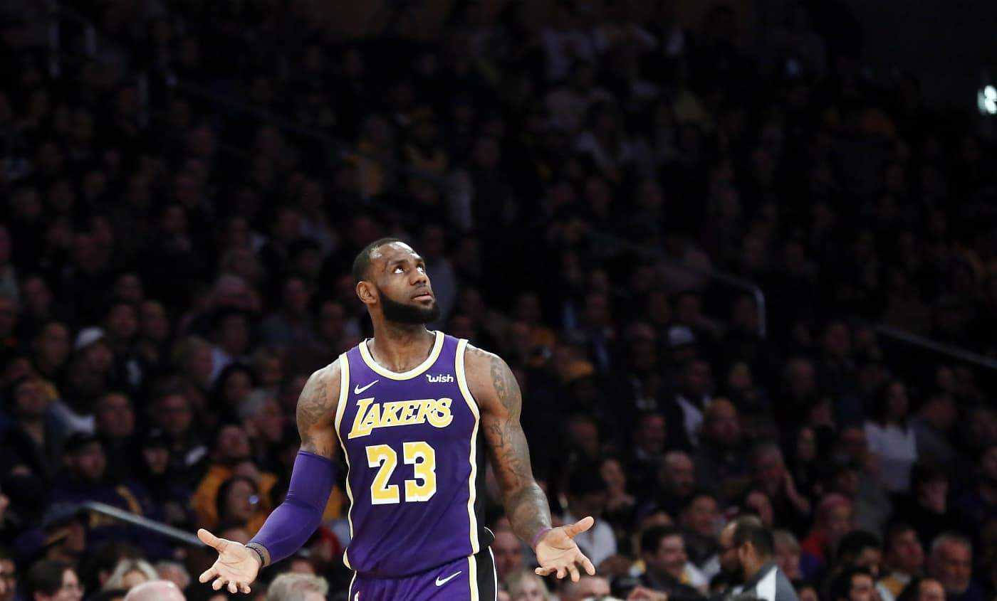 Les Lakers, ce contender au conditionnel