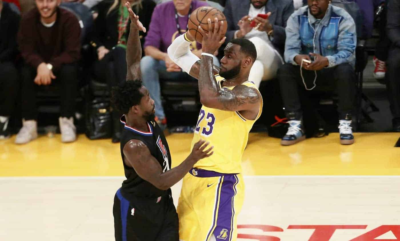 CQFR : Les Lakers disent adieu aux playoffs
