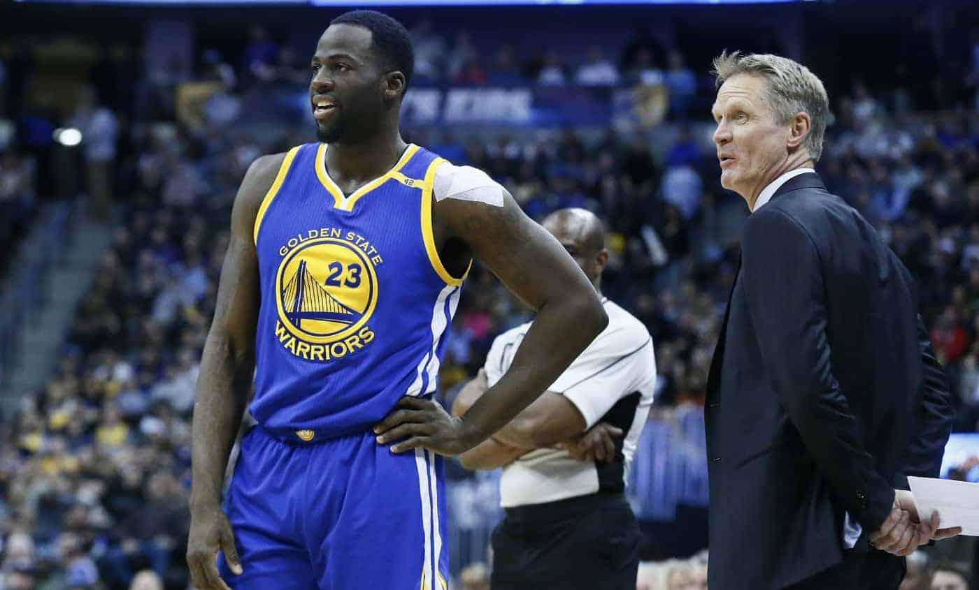 Les Warriors sont bons derniers de la NBA…