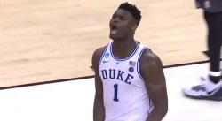 Zion et Barrett héroïques, Duke miraculé