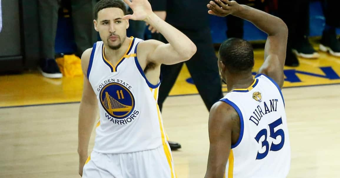 Le duo Thompson-Durant porte les Warriors pour vaincre de courageux Clippers