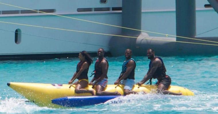 Dwyane Wade qui part, c'est aussi la fin du «Banana Boat»